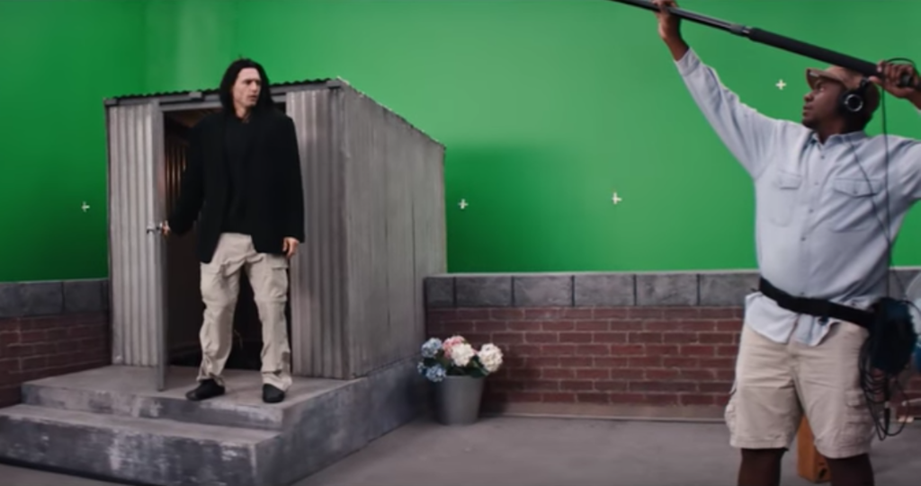 Watch A Trailer For The Disaster Artist James Franco S