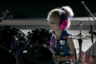 Watch Metallica Invite an Adorable Little Girl to Take Lars Ulrich's Spot Behind the Drums