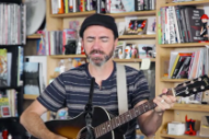 Watch The Shins' James Mercer's NPR Tiny Desk Concert