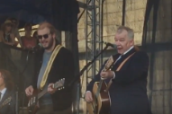 Watch Justin Vernon, Roger Waters, Margo Price and Jim James Duet With John Prine at Newport Folk Festival