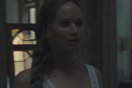 Watch a Truly Wild Teaser for <i>mother!</i>, Darren Aronofsky's New Thriller Starring Jennifer Lawrence and Javier Bardem