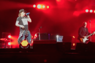 "Watch Axl Rose Sing ""Big Shot"" and ""Highway to Hell"" With Billy Joel"