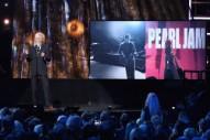 Eddie Vedder Will Honor David Letterman at Mark Twain Prize Ceremony