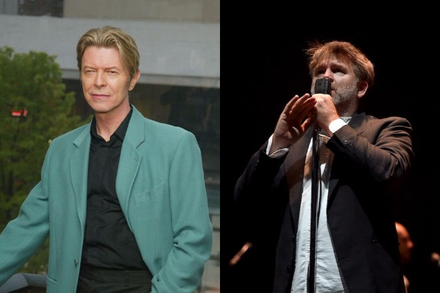 David Bowie Is Why LCD Soundsystem Got Back Together