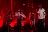Fifth Harmony Announce New Album, Perform &#8220;Down&#8221; With Gucci Mane on <i>Fallon</i>