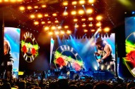 Guns N' Roses Expand Fall Tour