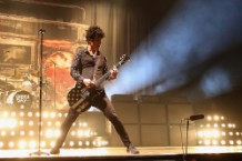 Green Day Performs At Talking Stick Resort Arena