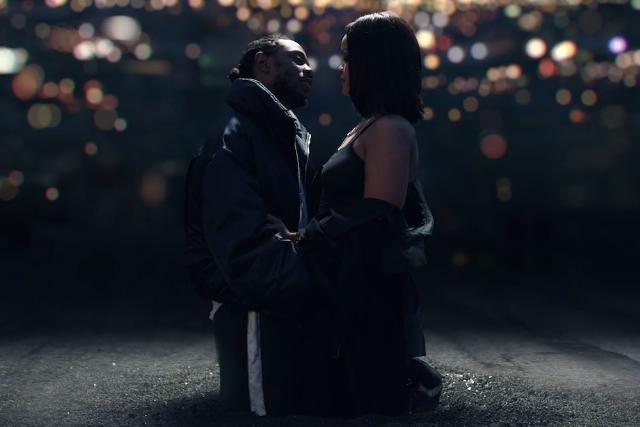 Kendrick Lamar f. Rihanna Loyalty Video