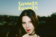 "Lana Del Rey Slows Summertime Romance to a Crawl on the A$AP Rocky-Starring ""Summer Bummer"""