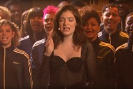 Watch Lorde Perform &#8220;Perfect Places&#8221; on <i>Seth Meyers</i>