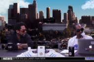 Watch Miguel Preview a New Song on Snoop Dogg's Talk Show