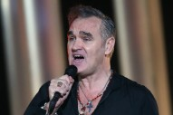 Morrissey Is Arguing With the Italian Police