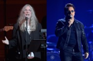 "Patti Smith Joins U2 to Perform ""Mothers of the Disappeared"" in Paris"