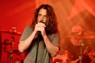 Watch Chris Cornell's Video for John Lennon Cover 'Watching the Wheels'