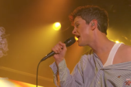"Watch Perfume Genius Perform ""Wreath"" and ""Just Like Love"" on <em>Jimmy Kimmel</em>"