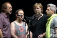 "Watch Phish's Acapella Cover of Fleet Foxes' ""White Winter Hymnal"""