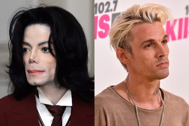 Aaron Carter Talks About Late Friend Michael Jackson's Death: 'That One Really Hurt'