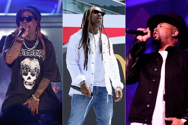 Lil Wayne Ty Dolla Sign The-Dream