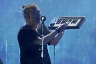 Watch Radiohead's Full Open'er Festival Performance