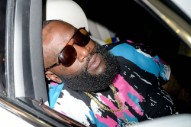 "Rick Ross on Why He Doesn't Sign Female Rappers: ""I Gotta Fuck a Couple Times"""