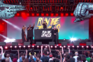 Run the Jewels Pay Tribute to Chester Bennington During <i>Kimmel</i> Performance