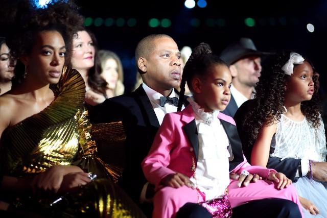 Solange Jay-Z
