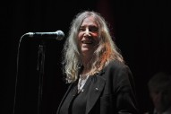 Patti Smith, Cat Power, & Michael Stipe Playing Concert to Fight Climate Change in NYC