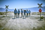 Arcade Fire's <em>Everything Now</em> Is the Least Streamed No. 1 Album of 2017