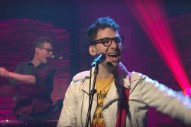 "Watch Bleachers Play ""Don't Take The Money"" on <i>Seth Meyers</i>"