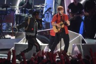 "VMAs 2017: Watch Ed Sheeran and Lil Uzi Vert Perform ""Shape of You"" and ""XO TOUR Llif3″"