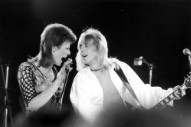 Watch the Trailer for a New Documentary About David Bowie Guitarist Mick Ronson