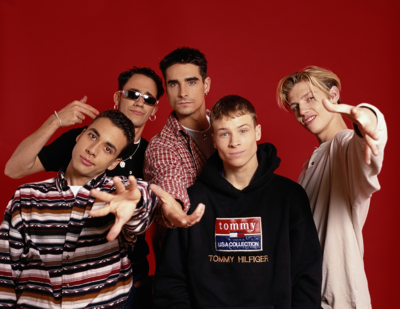 """""""In Bed With …the Backstreet Boys"""": Our 1998 Profile of the Iconic Boy Band"""