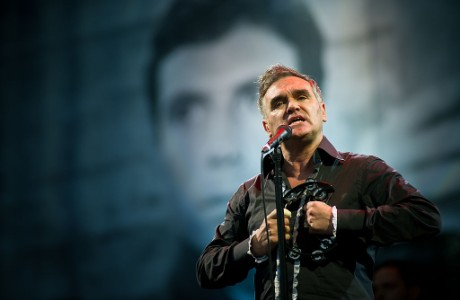 Morrissey Announces New Album Low in High School, Out in November