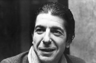 Leonard Cohen Live Tribute Album Announced Featuring Lee Ranaldo, Will Sheff of Okkervil River, Josh Ritter, and More