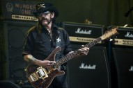 Prehistoric Crocodile Named After Motörhead's Lemmy
