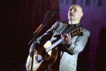 The Smashing Pumpkins Perform At The Theatre At Ace Hotel
