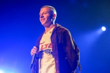 Macklemore & Ryan Lewis Perform In Brisbane