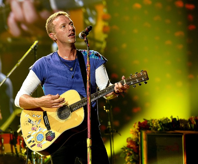Coldplay writes unbelievable one-off song song for Houston