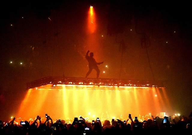 Kanye West is being countersued by his tour insurers