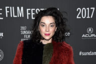 St. Vincent Is Directing a New Adaptation of <i>The Picture of Dorian Gray</i>