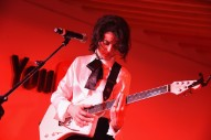 St. Vincent Discusses New Songs and Whether They're About Cara Delevigne