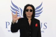 "Gene Simmons on Claims He Can't Trademark the Rock n' Roll Devil Horns: ""Actually, Bitch, I Can"""