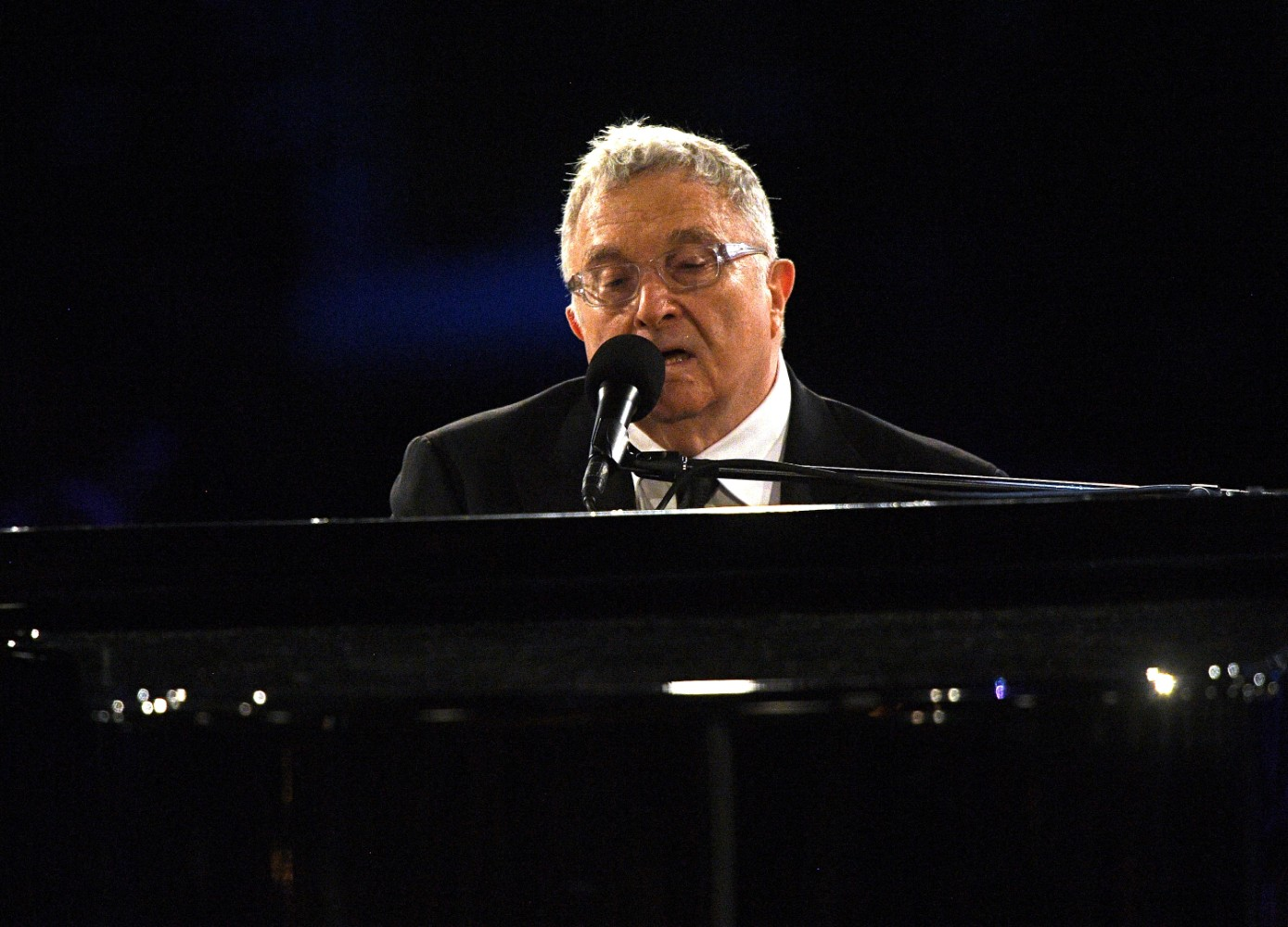 Randy Newman Stages the Most Ambitious Production of His Career