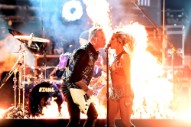 Watch More Rehearsal Footage From Metallica and Lady Gaga's Doomed Grammy Performance