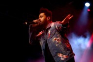 Report: The Weeknd Just Didn't Feel Like Performing at the VMAs