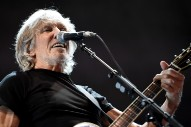 "Roger Waters on Trump Escapism: ""Go See Katy Perry"""