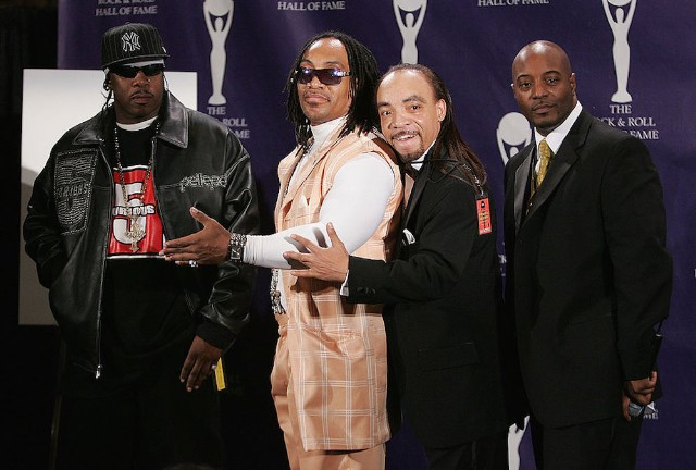2007 Rock And Roll Hall Of Fame Induction Ceremony - Press Room