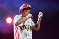 Bruno Mars Finally Met the Legendary Pro Wrestler He's Named After