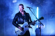 "Drunk Josh Homme Blames ""Thick"" ""Dumb Shit"" ""Douchebag"" Robin Thicke for State of Music Copyright"