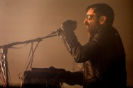 Watch Nine Inch Nails Play Their <i>Twin Peaks</i> Track &#8220;She&#8217;s Gone Away&#8221; Live For the First Time
